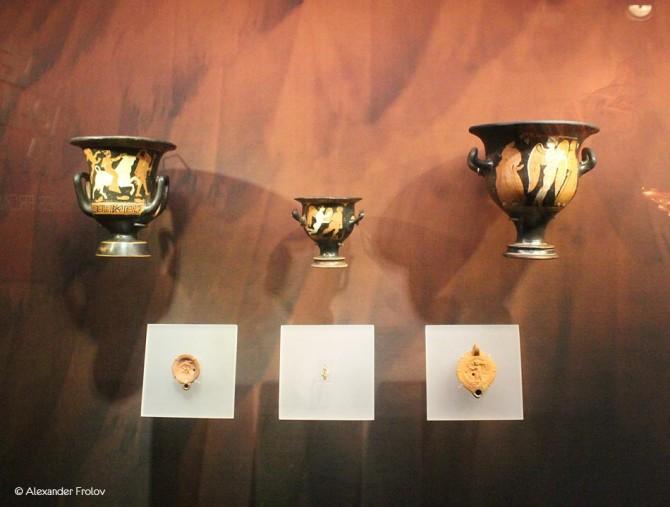 Greece <b>Guideline</b> > Культура > Музей кикладского искусства